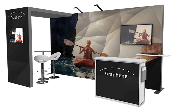 Graphene tier option from Conference Expo