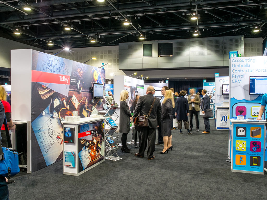 Make the most of your conference exhibition space & maximise revenue