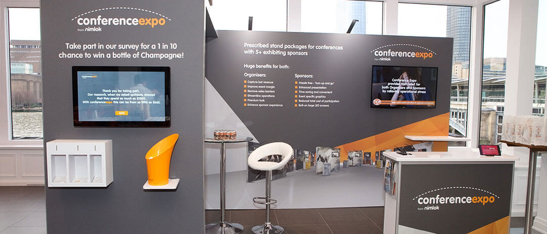 Conference Expo new stand tier - Graphene
