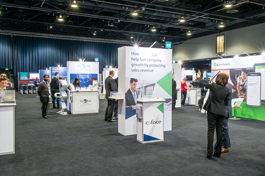 Make the most of your conference exhibition